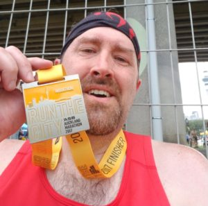 James Ran a Marathon